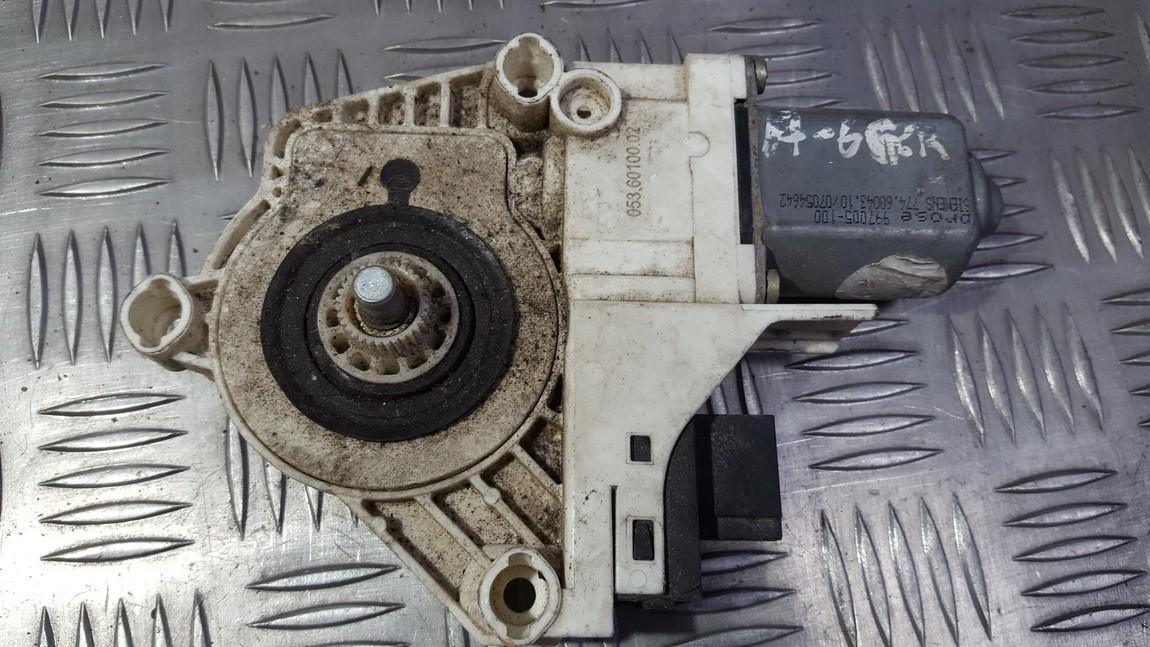 Duru lango pakelejo varikliukas G.K. 0536010002 053.60100.02, 997005-100, 774.60043.10 Audi A6 1994 2.5