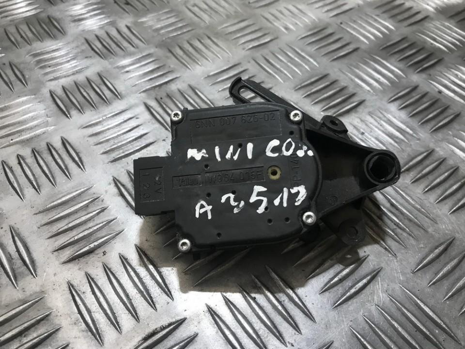 Peciuko sklendes varikliukas w964015f 6nn007626-02 Mini COOPER 2003 1.6