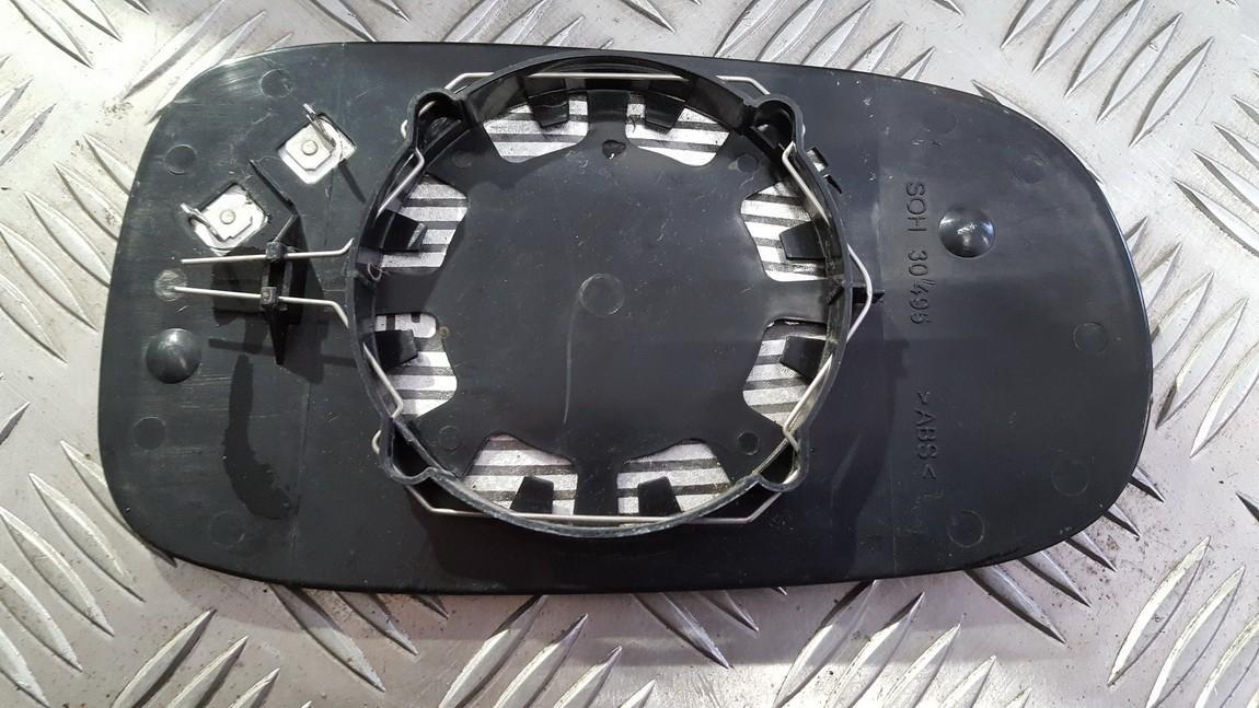 Duru veidrodelio stikliukas P.K. (priekinis kairys) s0h30495 soh30495 SAAB 9-5 1998 3.0