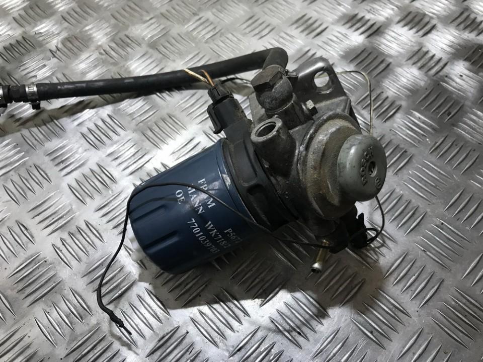 Kuro filtras 7701039703 used Renault ESPACE 1995 2.1