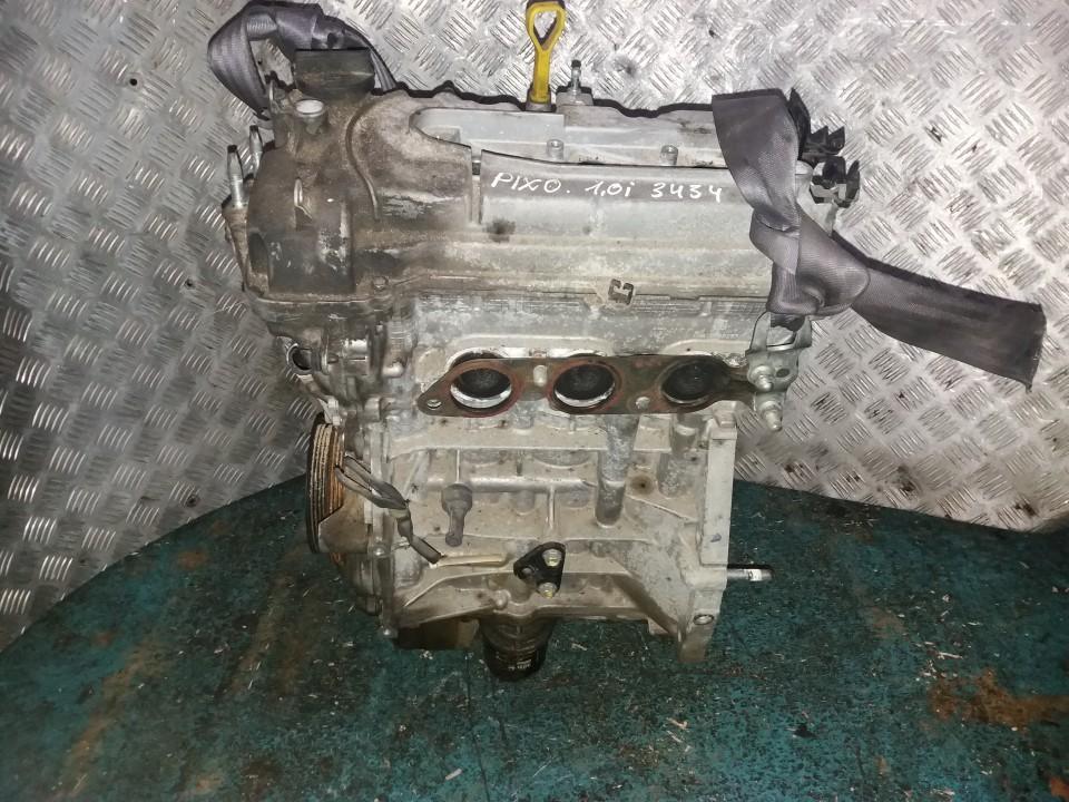 Variklis K10BN   Nissan PIXO 2012 1.0