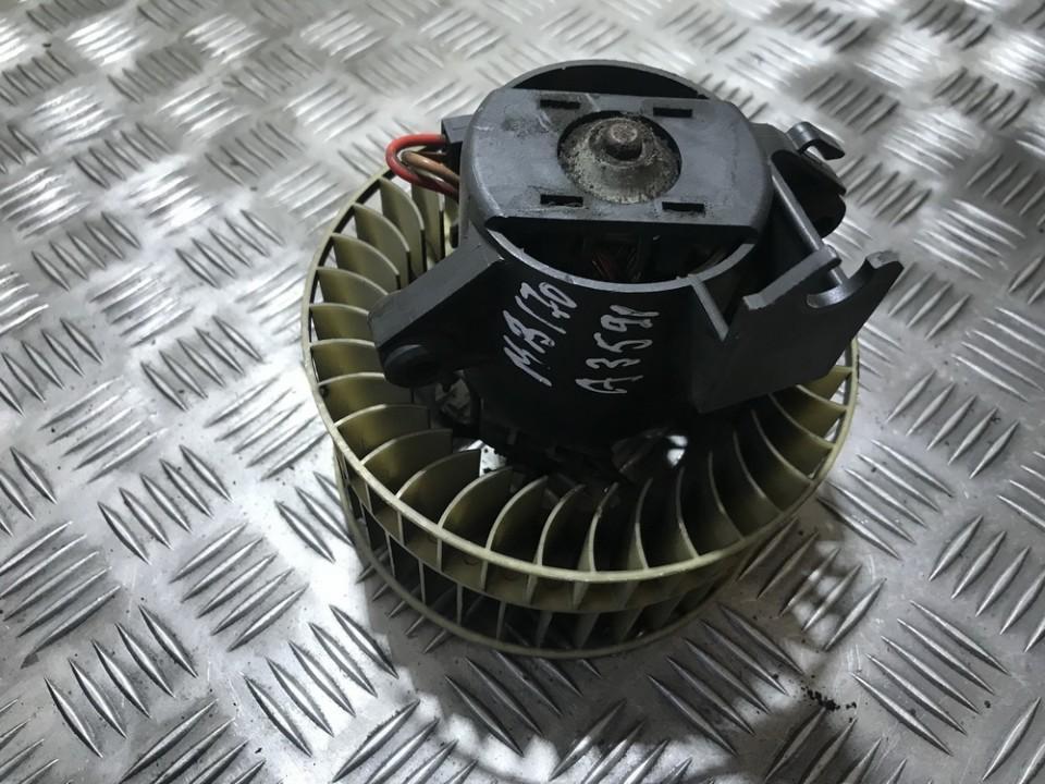 Salono ventiliatorius 136987308 14560014 Mercedes-Benz A-CLASS 1998 1.7