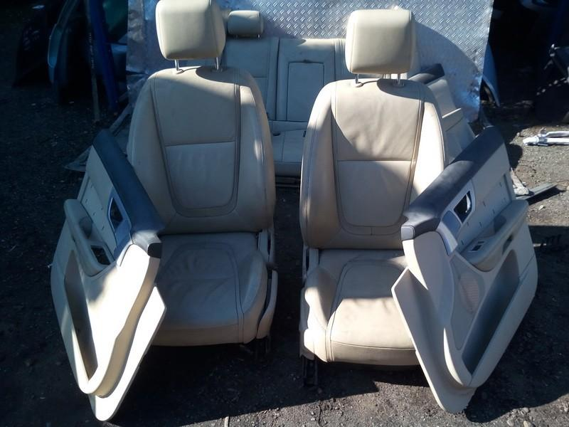 Odinio salono komplektas Jaguar XF 2012    2.0 used
