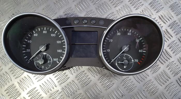 Щиток приборов - Автомобильный спидометр A2C53102053 A2C53026900 Mercedes-Benz ML-CLASS 2001 2.7