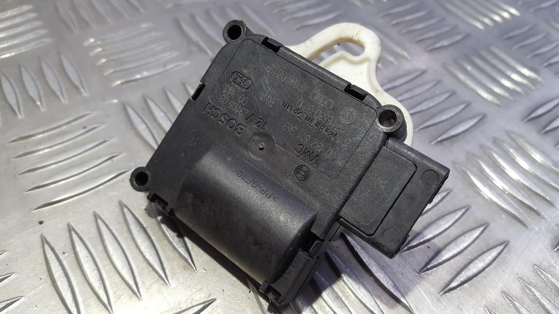 Peciuko sklendes varikliukas 4F0820511B 4F0.820.511B, 0132801369 Audi A6 1998 2.5