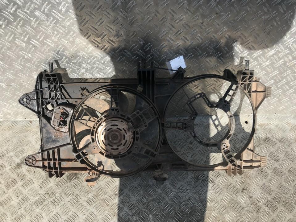 Difuzorius (radiatoriaus ventiliatoriaus) used used Fiat DOBLO 2005 1.9