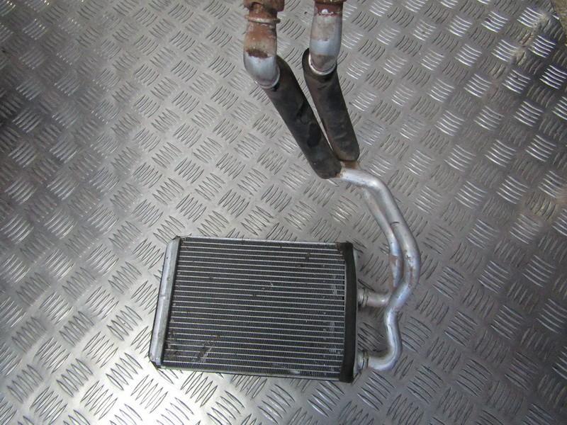 Salono peciuko radiatorius 020212500 USED Fiat DOBLO 2008 1.9