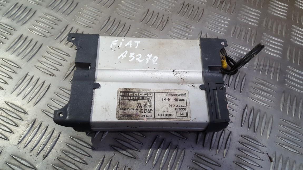 Kiti kompiuteriai 53054 020384 Fiat DOBLO 2009 1.3