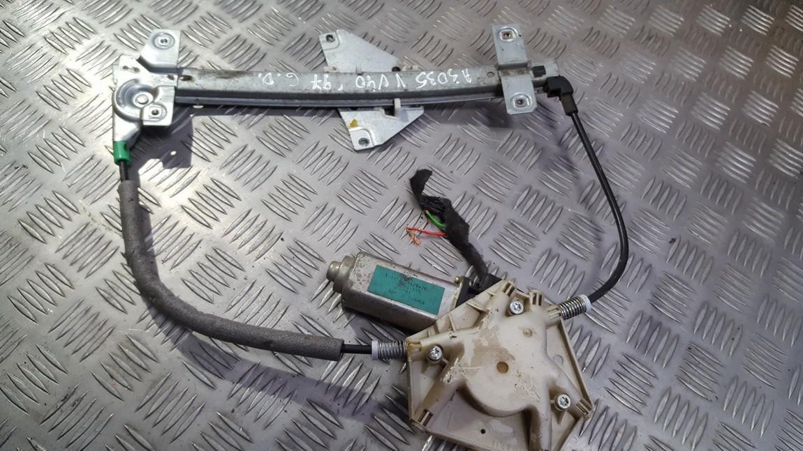 Стеклоподъемник - задний правый used used Volvo V40 1998 1.9