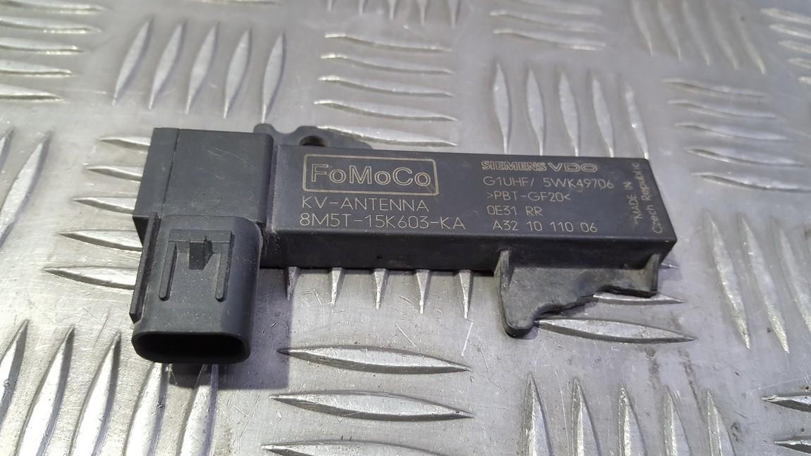 Antenos blokelis 8M5T15K603KA 8M5T-15K603-KA Ford MONDEO 2007 2.0