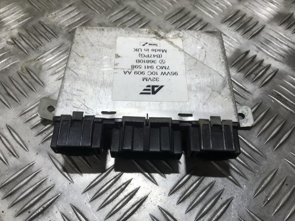 Komforto blokas 7mo941598 95vw10c909aa, 36810b Volkswagen SHARAN 2003 1.9