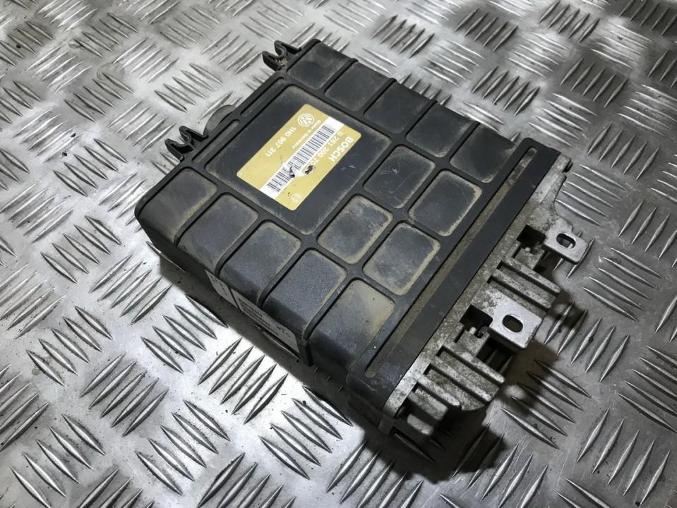 ECU Engine Computer (Engine Control Unit) 1h0907311 0261200701 Volkswagen GOLF 1998 1.9