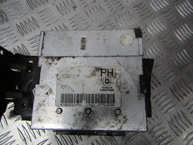 Variklio kompiuteris 16156179 used Opel ASTRA 2009 1.7