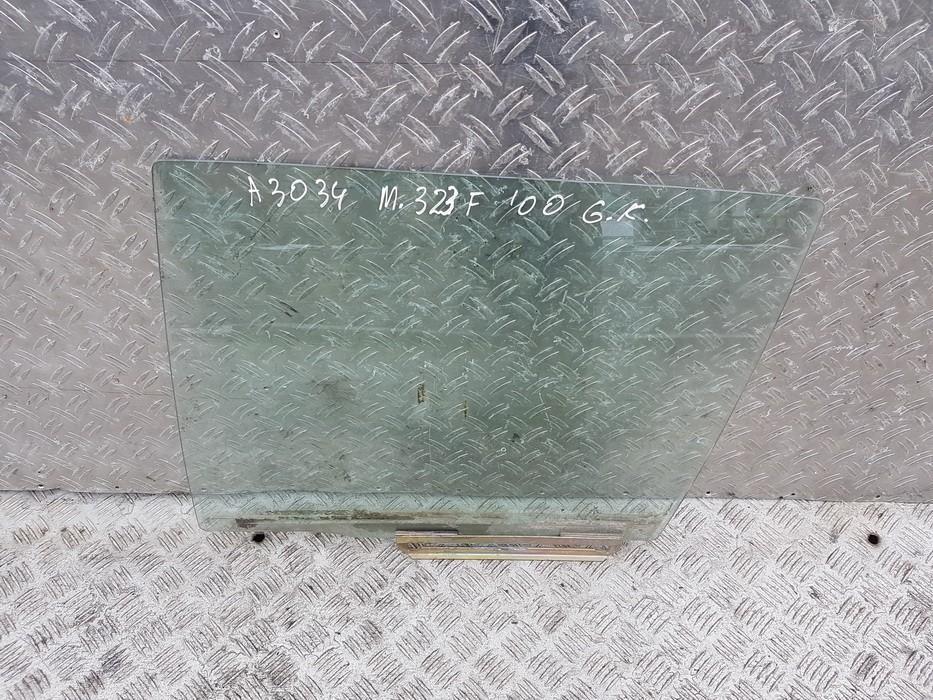Duru stiklas G.K. used used Mazda 323F 1999 2.0