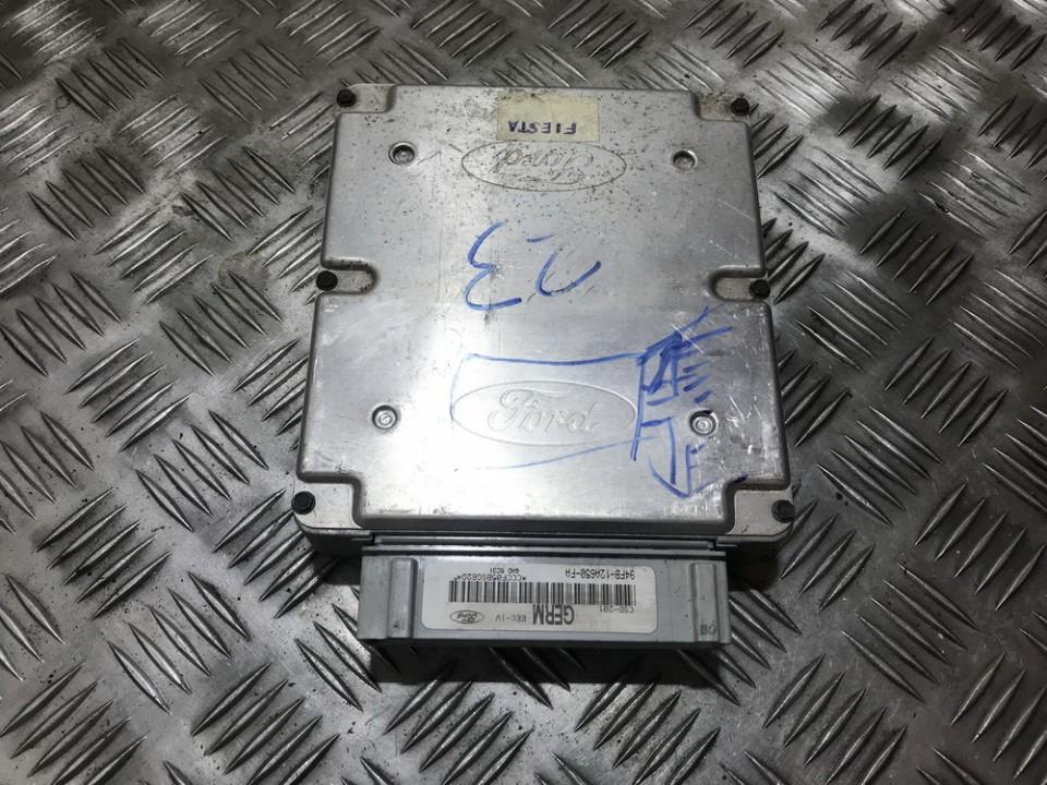 Variklio kompiuteris 94fb12a650fa 94fb-12a650-fa, cccf05bsg62q Ford FIESTA 2015 1.5