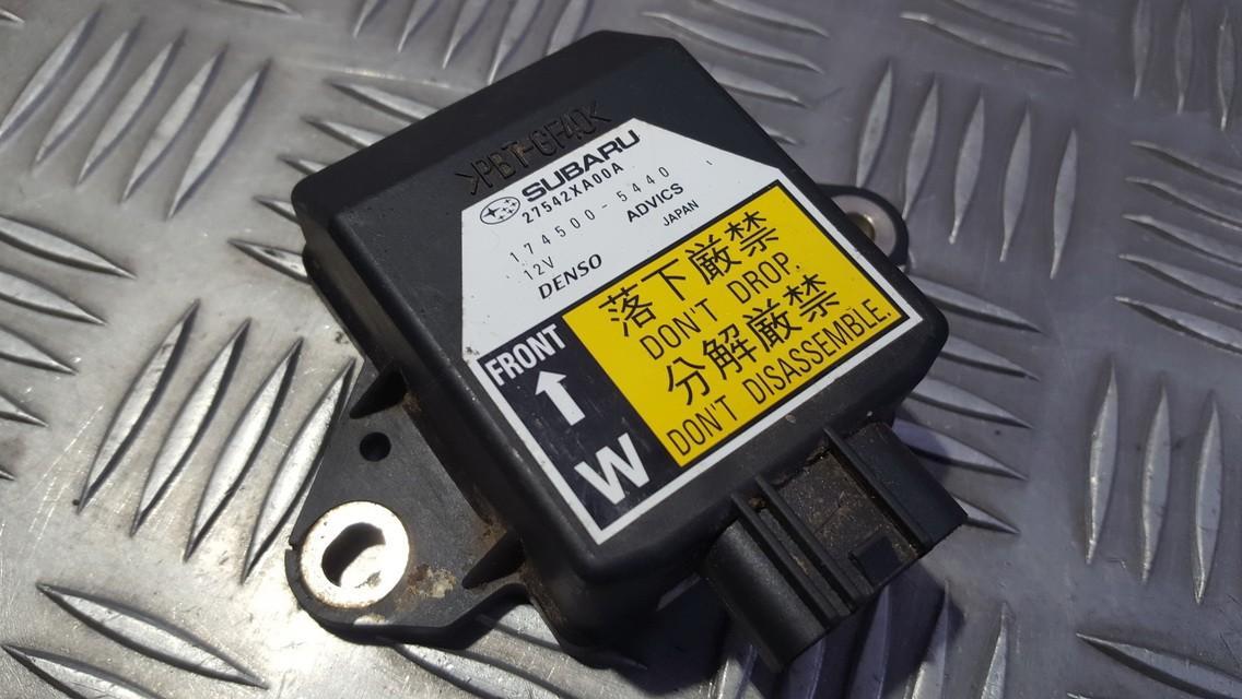 ESP greitejimo sensorius 27542XA00A 174500-5440 Subaru TRIBECA 2007 3.0
