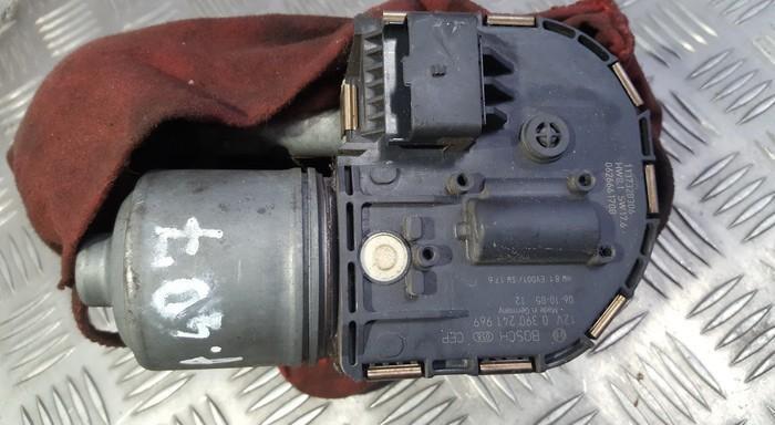 Priekinis langu valytuvu varikliukas 0390241969 0626661708 Peugeot 407 2004 1.6