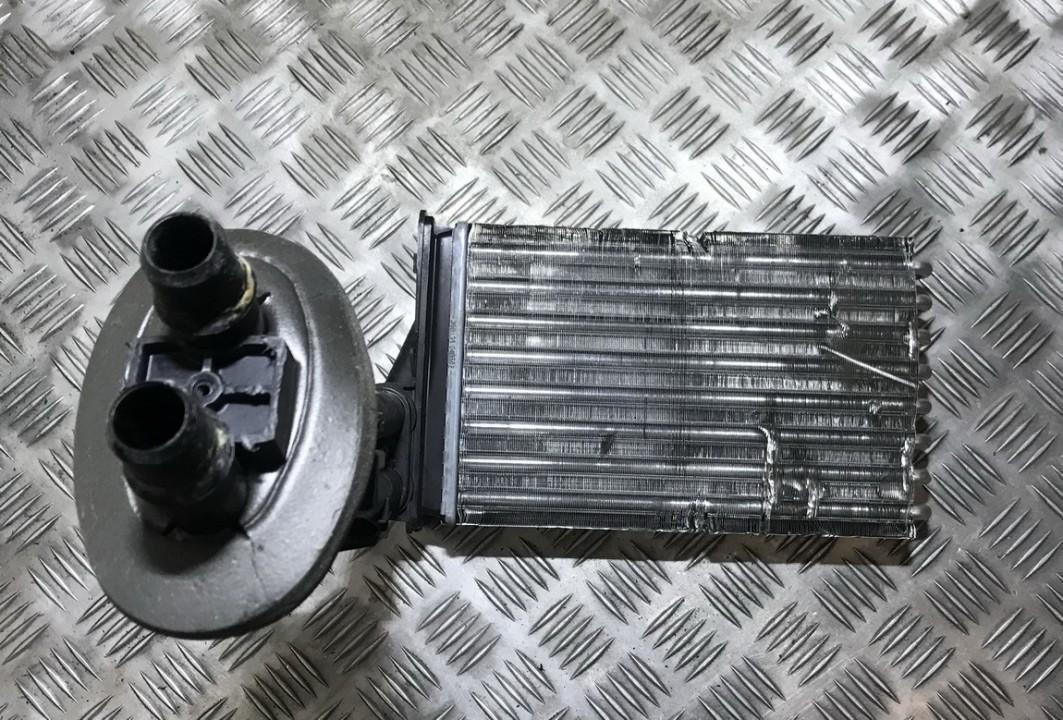Радиатор отопителя c670072a used Peugeot 207 2009 1.4