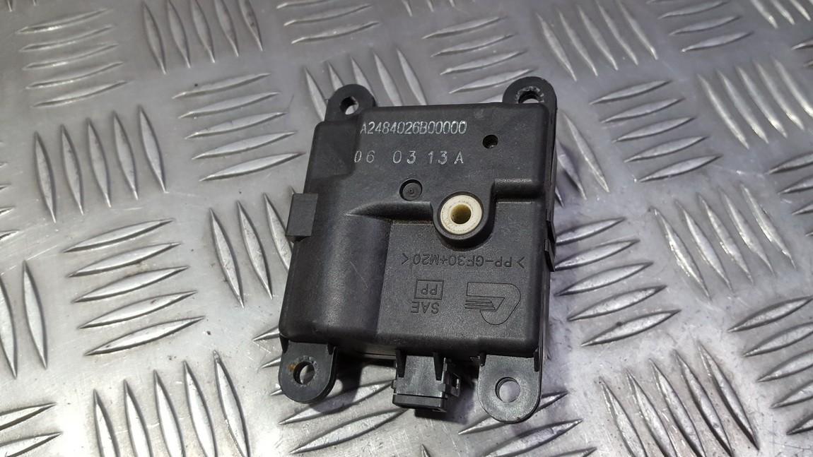 кронштейн моторчика заслонки отопителя A2484026B00000 060313A SsangYong KYRON 2005 2.0