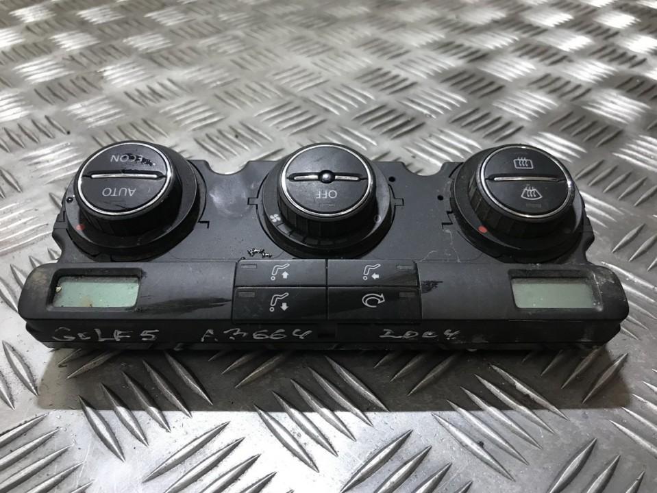 Peciuko valdymas used used Volkswagen GOLF 2006 1.4