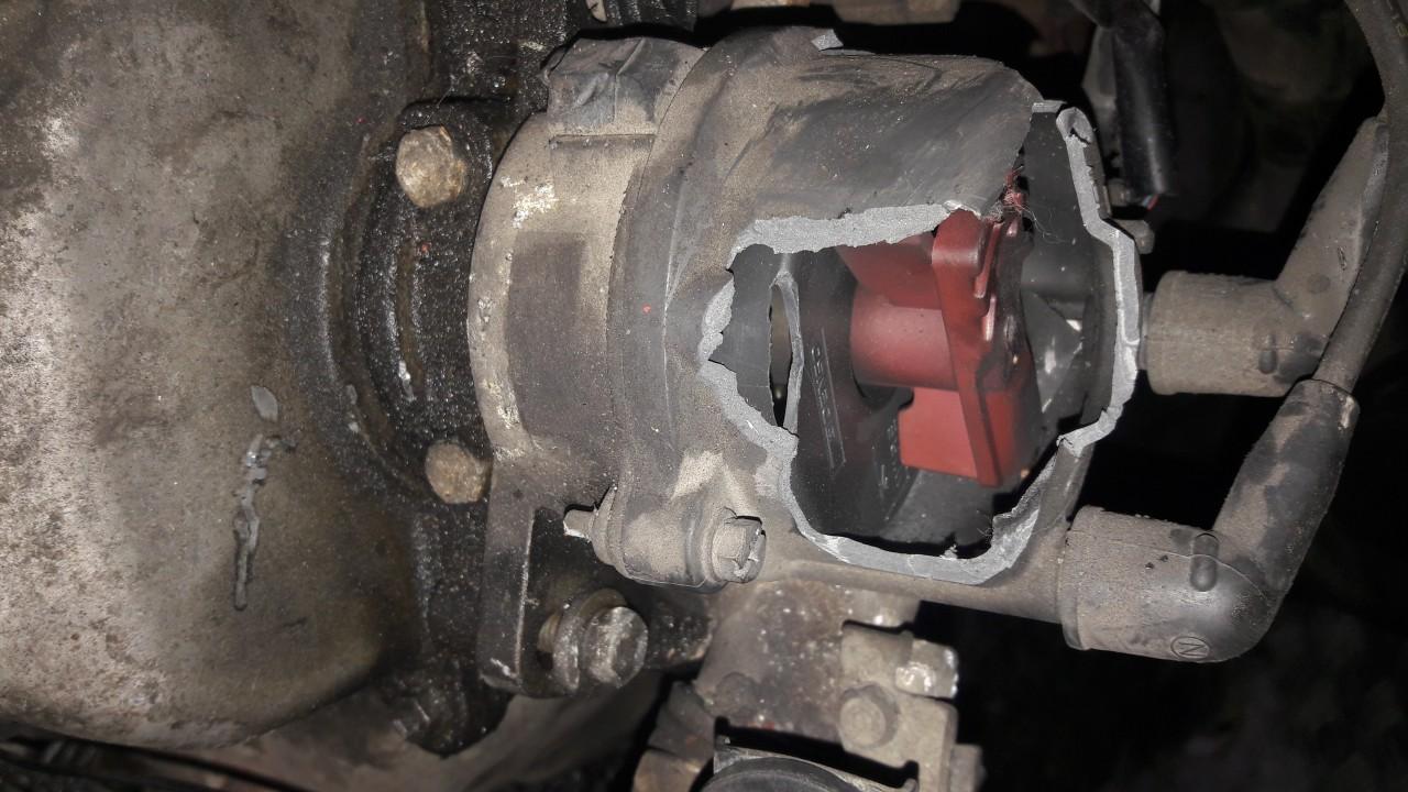 Trampliorius (kibirksties paskirstytojas) used used Daihatsu GRAN MOVE 2000 1.6