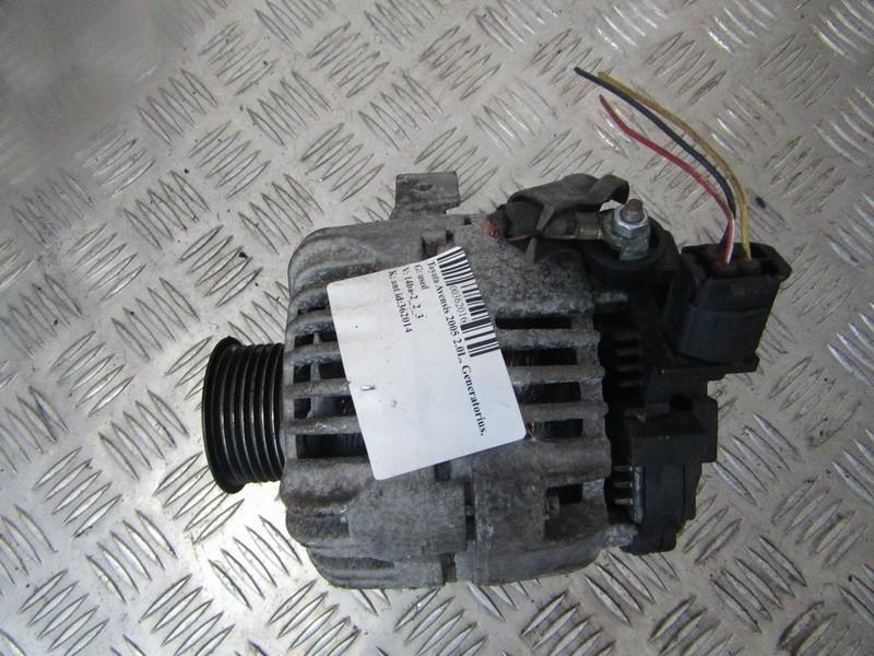 Generatorius 0124325085 201509134sv Toyota AVENSIS 1998 1.8
