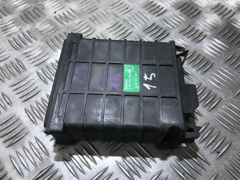 Variklio kompiuteris 0280800104 0280800105, 811906264, 810 Volkswagen GOLF 2007 1.9