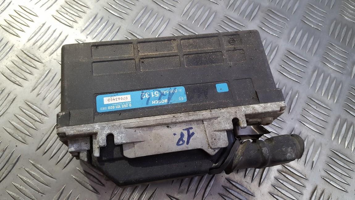 ABS kompiuteris 0265101020 0055455132 Mercedes-Benz E-CLASS 1998 2.7