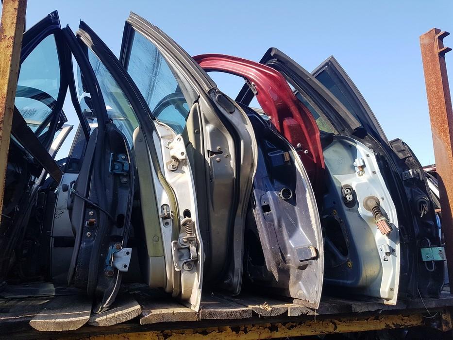 Alfa-Romeo  156 Doors - rear right side