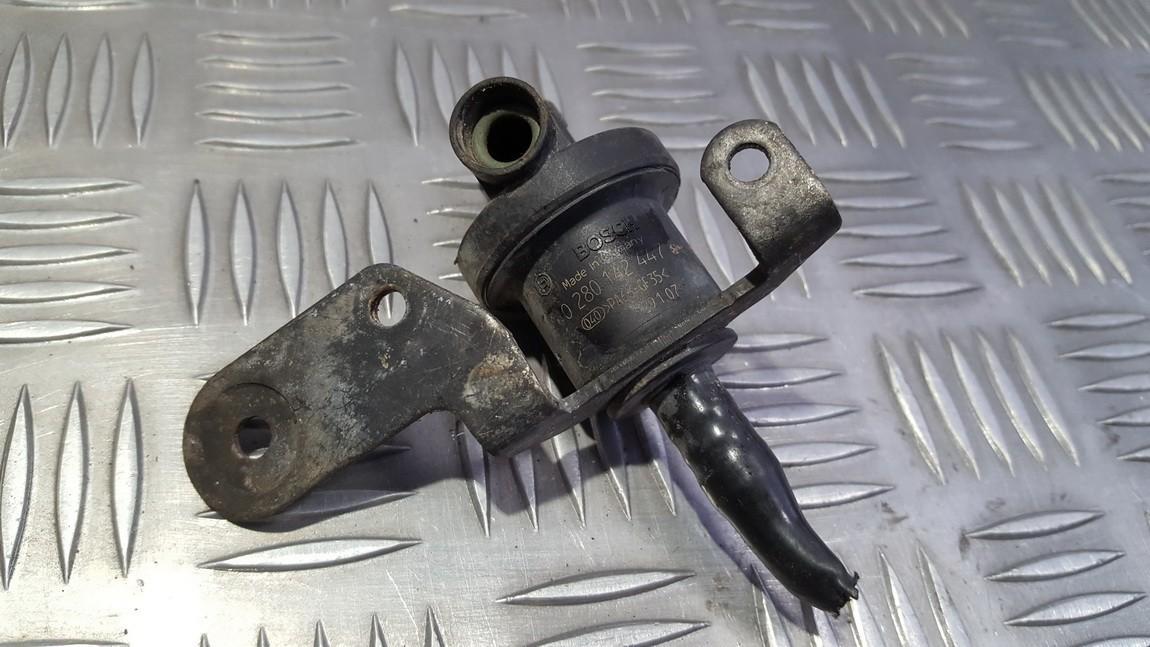 Electrical selenoid (Electromagnetic solenoid) 0280142447 USED Opel CORSA 2008 1.3
