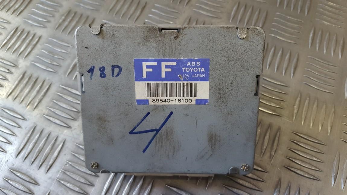 ABS kompiuteris 8954016100 89540-16100 Toyota PASEO 1997 1.5