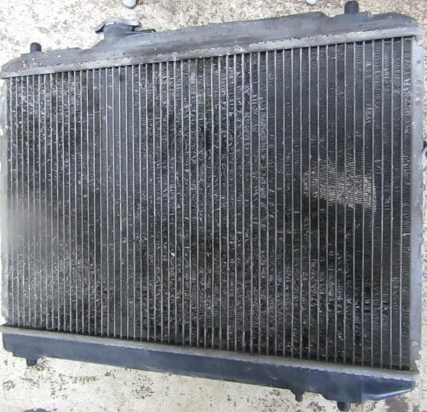 Vandens radiatorius (ausinimo radiatorius) USED USED Suzuki BALENO 1997 1.3