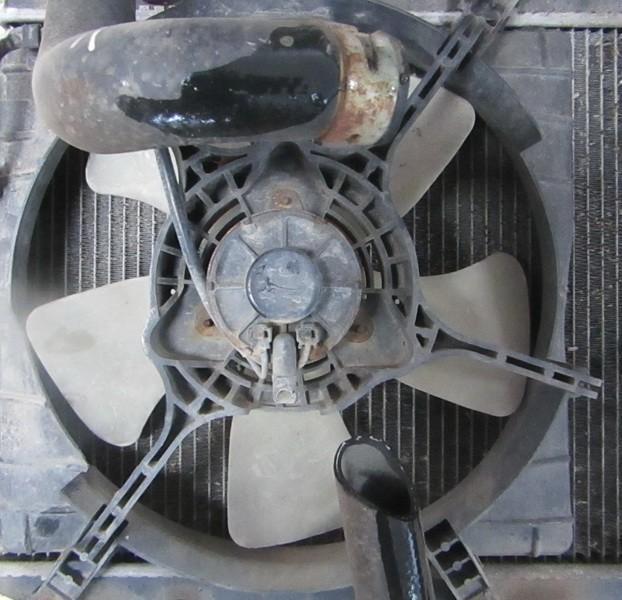 Difuzorius (radiatoriaus ventiliatoriaus) USED USED Suzuki BALENO 1997 1.3