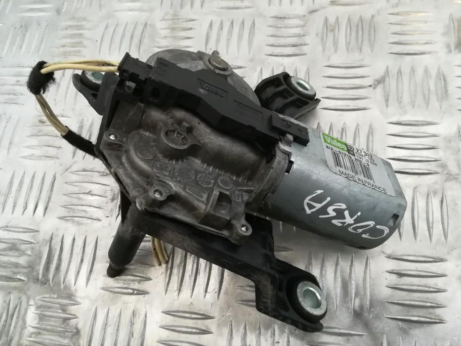Моторчик стеклоочистителя задний 53027312 53017546, 53844417 Opel CORSA 2008 1.3