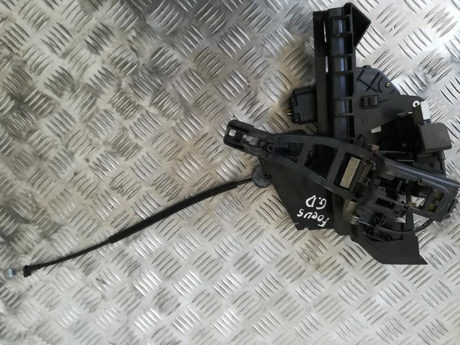 Duru spyna G.D. 4M5AA26412EC 4M51-A266B30-A0, 998170103 Ford FOCUS 2004 1.8