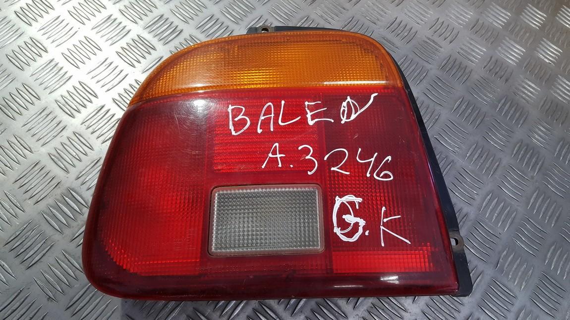 Galinis Zibintas G.K. 22032021 220-32021 Suzuki BALENO 1997 1.3