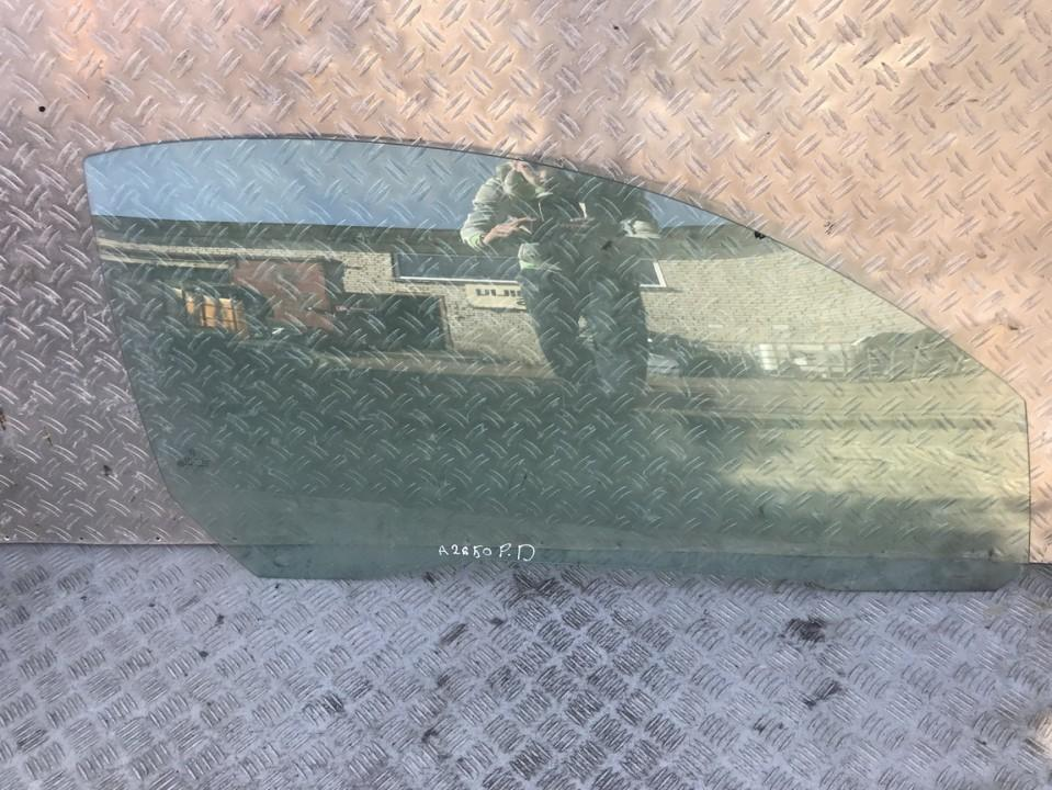 Door-Drop Glass front right used used Peugeot 206 1998 1.4