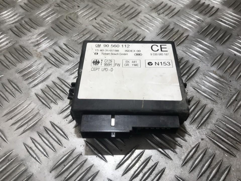Komforto blokas 90560112 90560112ce, 9330065187, n153 Opel ASTRA 1994 1.7