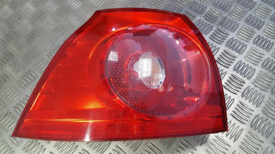 Фонарь задний наружный левый 1k6945095q 89031704, 89031803 Volkswagen GOLF 1994 1.6