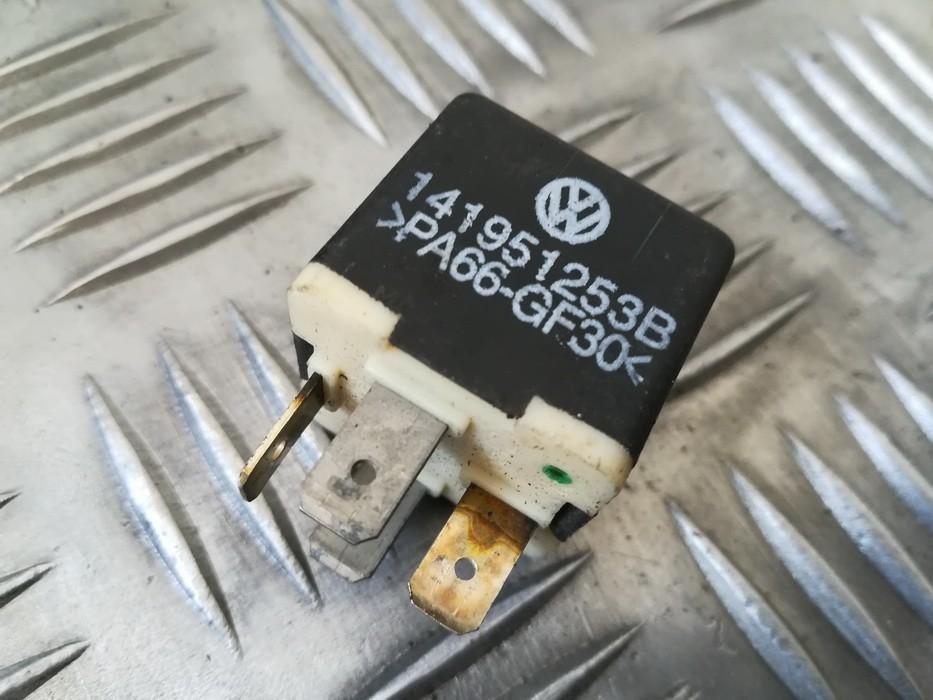 Блок электронный 141951253B USED Volkswagen GOLF 1992 1.4