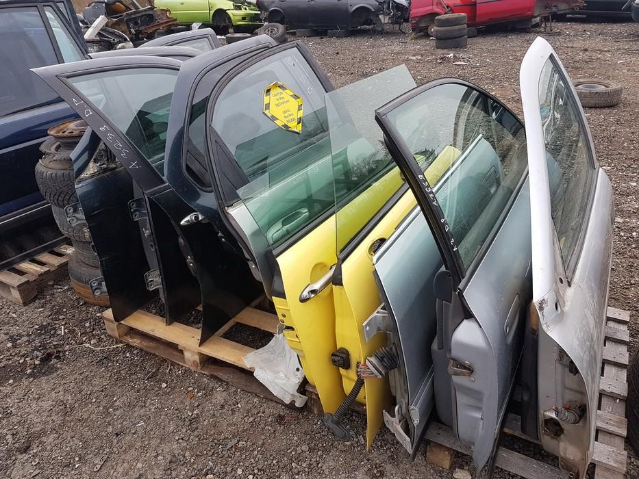 Doors - front left side sidabrines used Opel VECTRA 1998 2.0