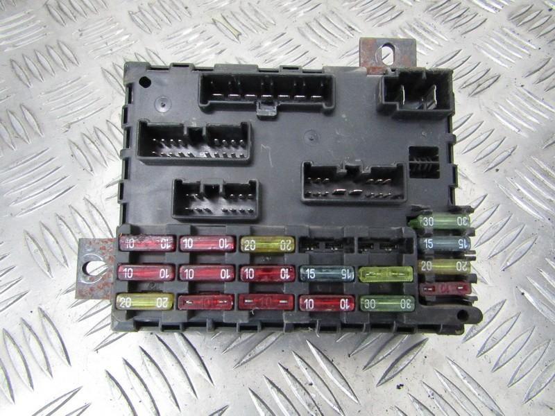 fuse box alfa-romeo 156 1999 2 4 46447809