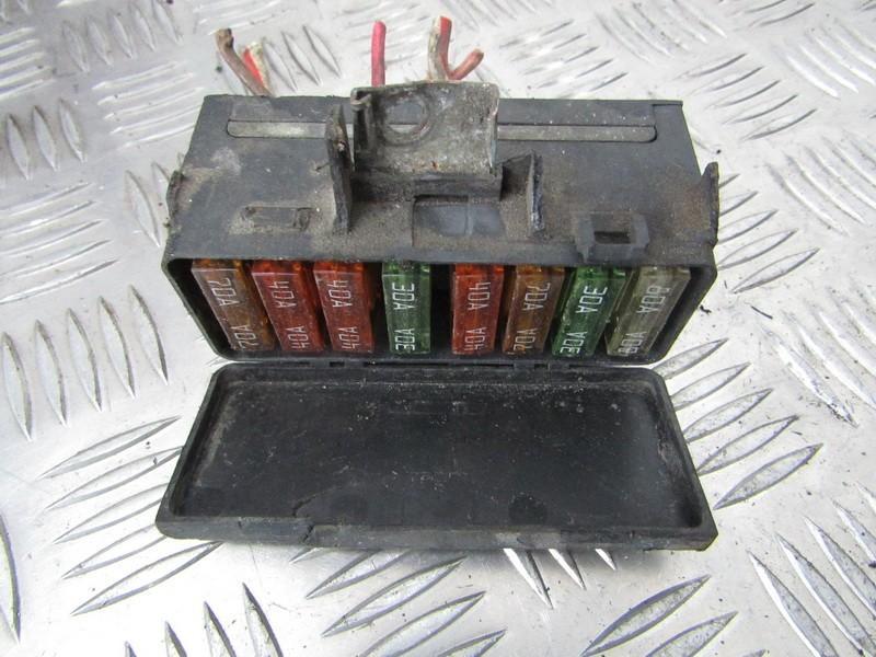 used used fuse box alfa-romeo 156 1999 2 4l 9eur eis00367805