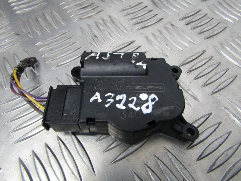 Peciuko sklendes varikliukas 52406337r06 30.93692 Opel ASTRA 2010 1.7