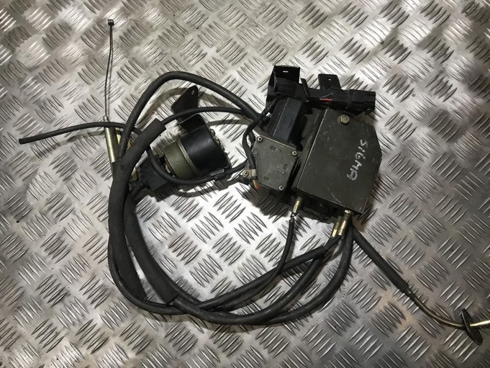 Моторчик привода круиз контроля g6t50171 used Mitsubishi PAJERO 2002 2.5