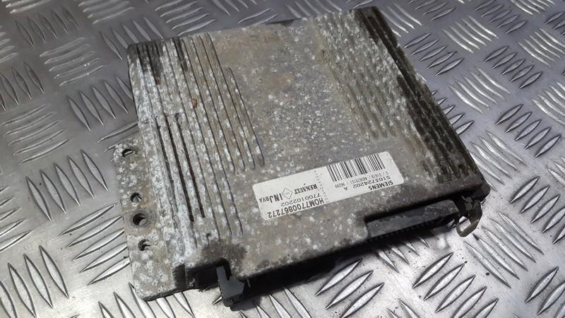 Variklio kompiuteris HOM7700867272 7700102202, S103724202A Renault ESPACE 1992 2.8