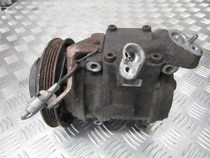 Kondicionieriaus siurblys 4472001591 447200-1591 Toyota AVENSIS 2003 1.8