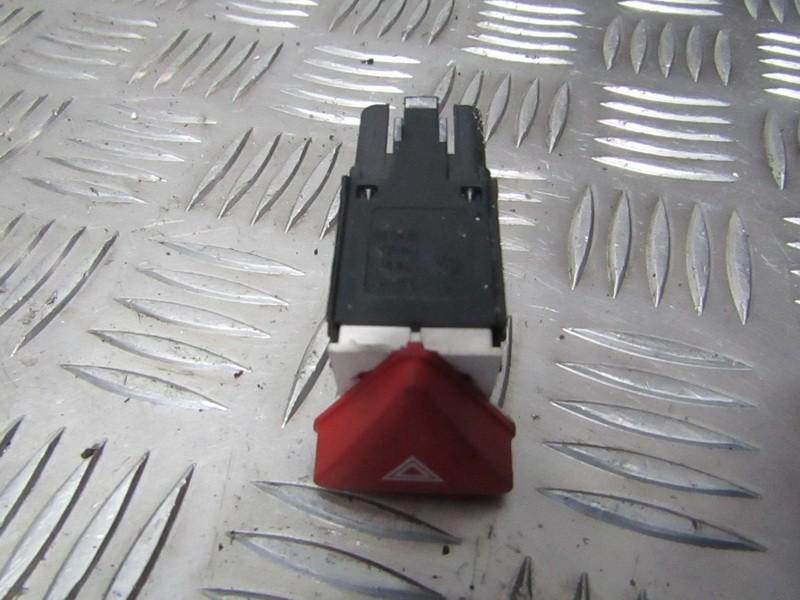 Hazard switch 1k0953509a used Volkswagen GOLF 1994 1.6