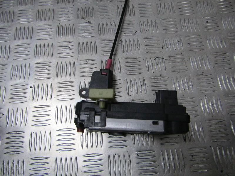Door Lock Mechanism - rear left side 13106002 USED Opel ASTRA 1998 2.0