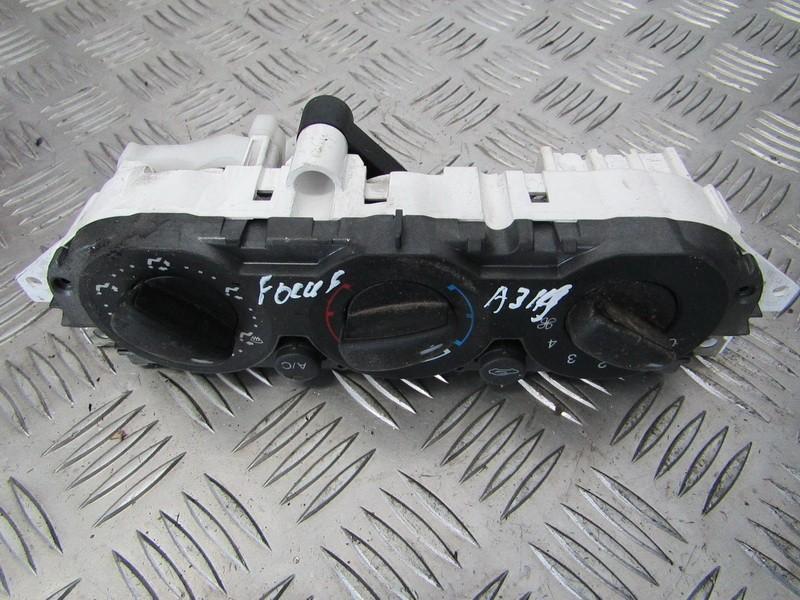 Peciuko valdymas 3M5T19980AD 3M5T-19980-AD, 69607320 Ford FOCUS 2006 1.8